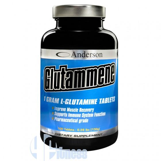 Anderson Glutammene L-Glutamina