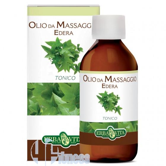 Erba Vita Olio da Massaggio Edera Oli Cosmetici