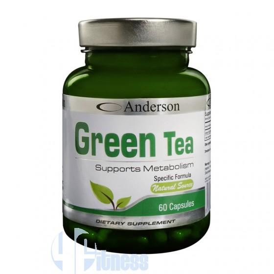 Anderson Green Tea Termogenico Antiossidante