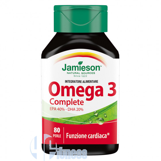 Jamieson Omega 3 Complete Acidi Grassi Omega-3