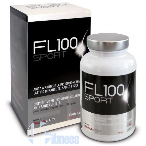 Ethic Sport FL100 Sport Inibitori Acido Lattico