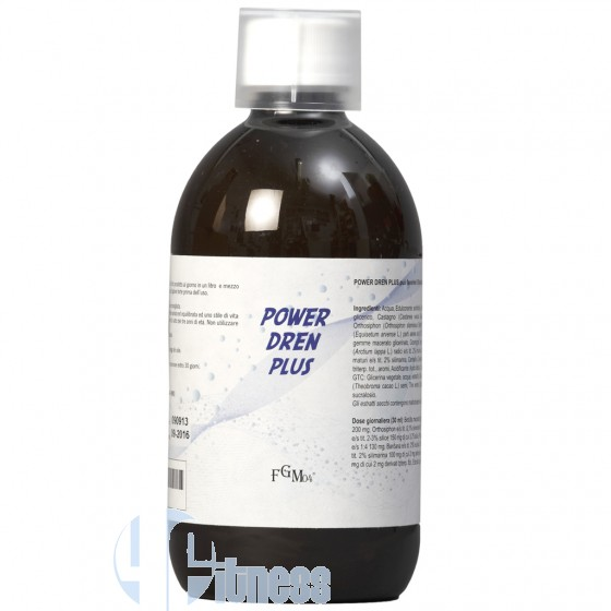 POWER DREN PLUS 500 ML