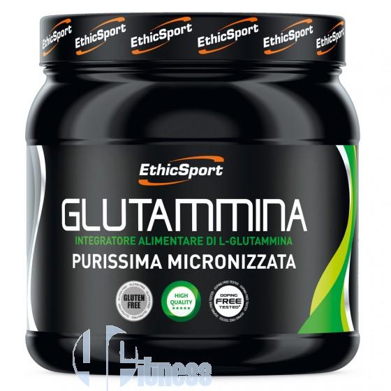 Ethic Sport Glutammina Aminoacidi e Glutammina