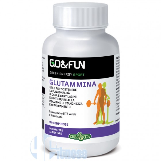 GLUTAMMINA 100 CPR