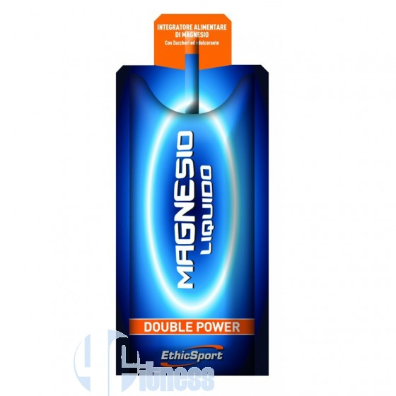 Ethic Sport Magnesio Liquid Double Power Vitamine e Minerali