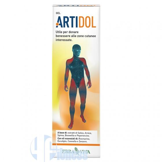 Erba Vita Artidol Gel Creme Antidolorifiche Naturali
