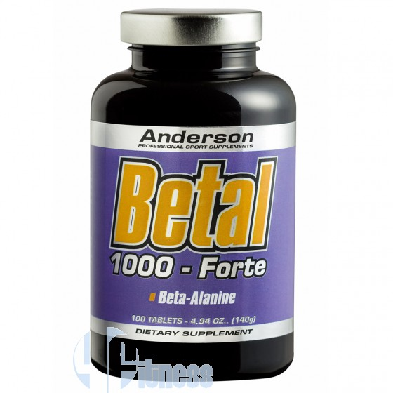 Anderson Betal 1000 Forte Beta-Alanina