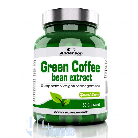 Anderson Green Coffee Bean Extract Termogenico Energetico