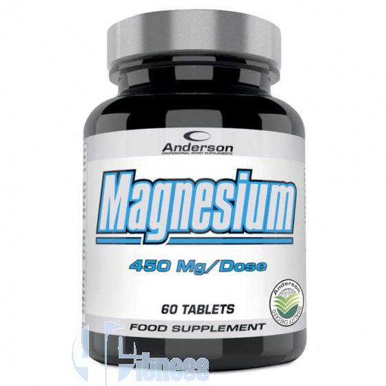 Anderson Magnesium Integratore di Magnesio