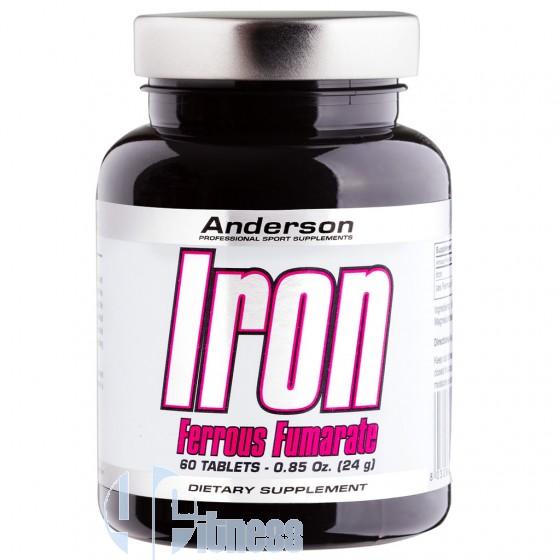 Anderson Iron Integratore di Ferro