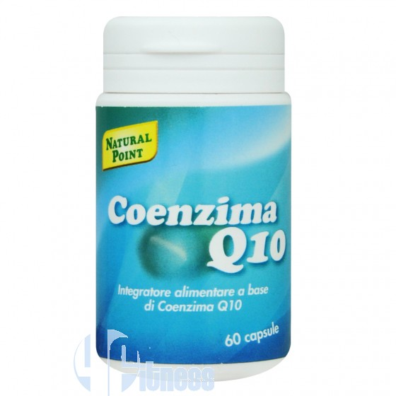 Natural Point Coenzima Q10 Vitamine Minerali e Antiossidanti