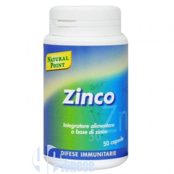 Natural Point Zinco Vitamine e Minerali
