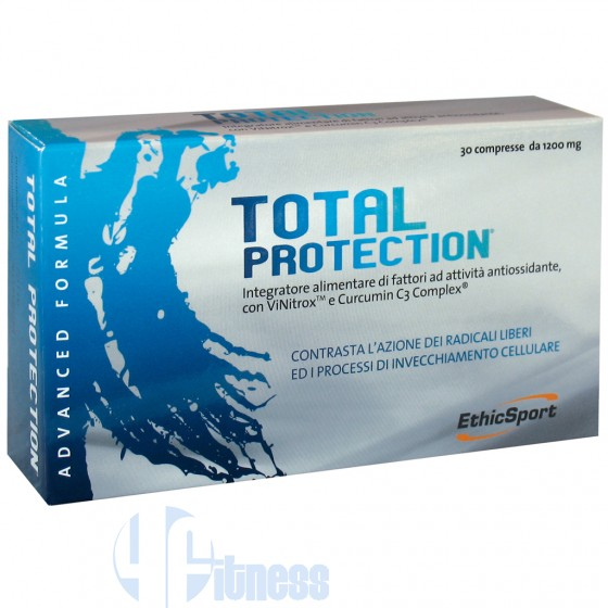 Ethic Sport Total Protection Vitamine Minerali Antiossidanti