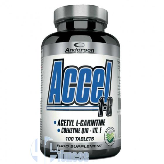 Anderson Accel 1-G Acetil Caritina