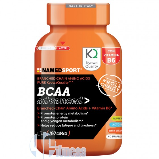 Named Bcaa Advanced Aminoacidi Ramificati