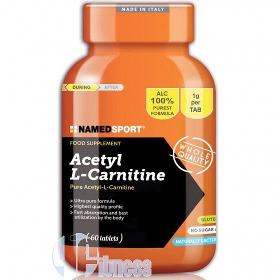 Named Acetyl L-Carnitine Carnitina