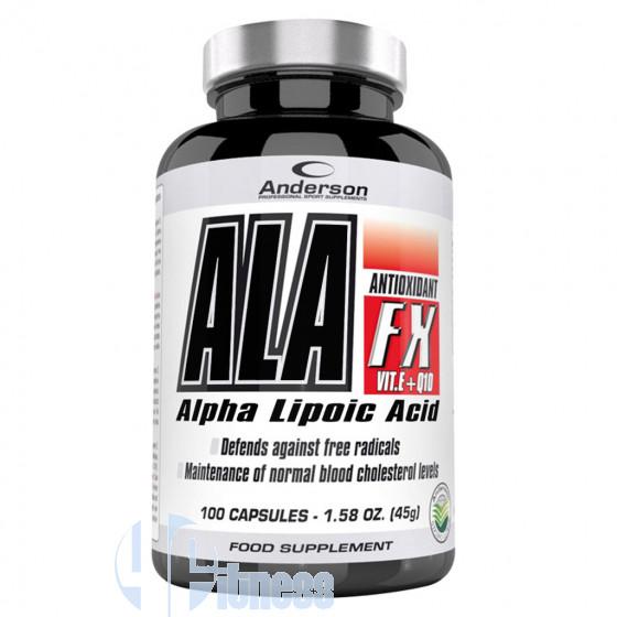 Anderson Ala-Fx Acido Alfa Lipoico