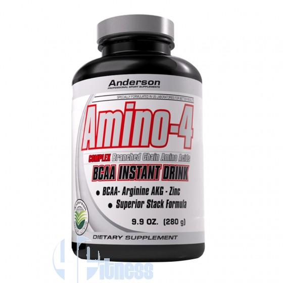 Anderson Amino-4 Instant Drink Aminoacidi Bcaa