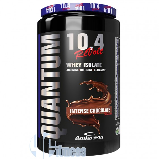 Anderson Quantum Iso Whey Protein 8.0 Proteine Concentrate
