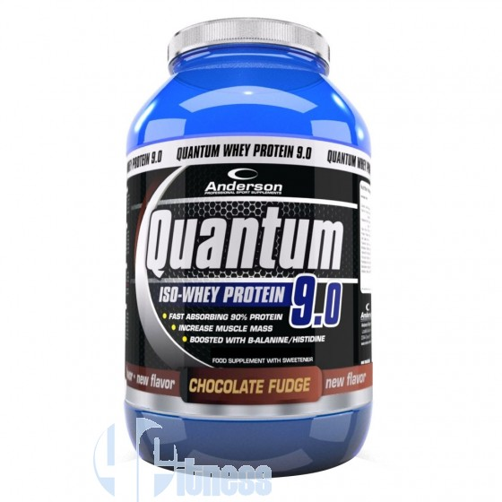 Anderson Quantum Iso Whey Protein 9.0 Proteine Isolate