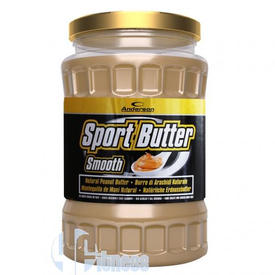 Anderson Sport Butter Burro di Arachidi Proteico