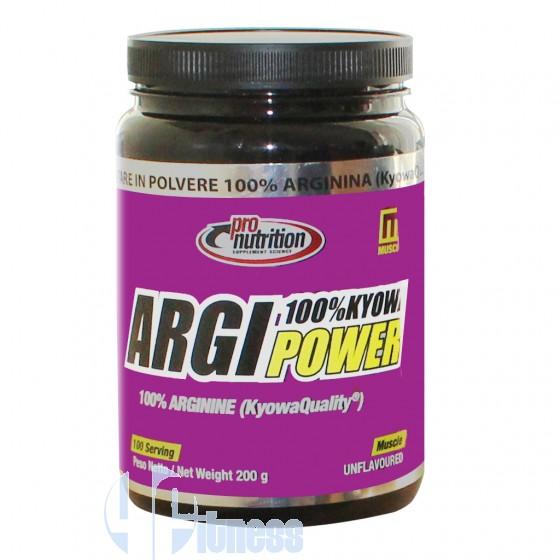 Pro Nutrition Argi Power Stimolanti ed Ergogenici