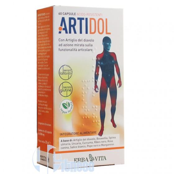Erba Vita Artidol Supplementi per Articolazioni