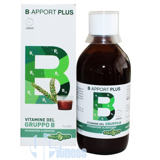 ERBA VITA B-APPORT PLUS JUNIOR 200 ML