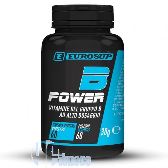 Eurosup B Power Vitamine Minerali Antiossidanti