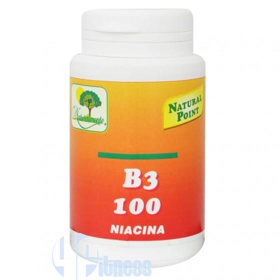 B3-100 NIACINA 100 CPS