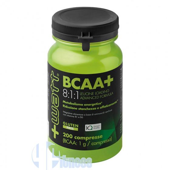 +Watt Bcaa+ 8:1:1 Aminoacidi Ramificati