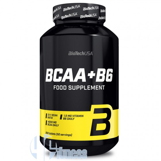 Biotech Usa Bcaa+B6 Aminoacidi Ramificati