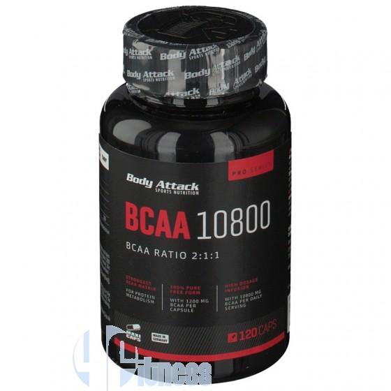 Body Attack Bcaa 9700 Aminoacidi Ramificati