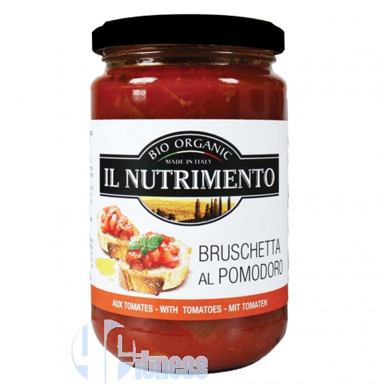 IL NUTRIMENTO BRUSCHETTA AL POMODORO 280 GR