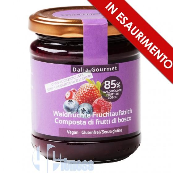 Zerocal Composta di Frutti di Bosco Crema Spalmabile