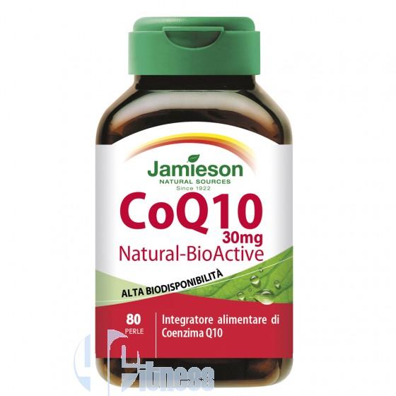 JAMIESON CO Q10 30MG 80 PERLE