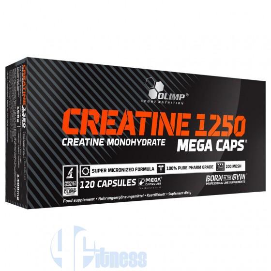 Olimp Creatine 1250 Mega Caps Creatina Pura