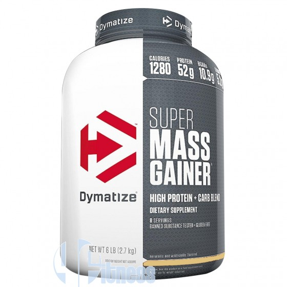 Dymatize Super Mass Gainer Proteine e Carboidrati