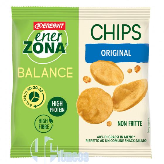 Enerzona Chips 40-30-30 Alimentazione a Zona