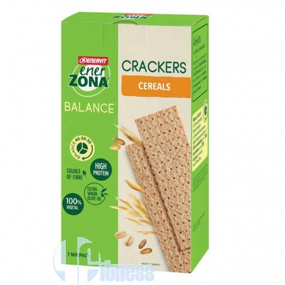 Enerzona Cracker 40-30-30 Alimentazione a Zona