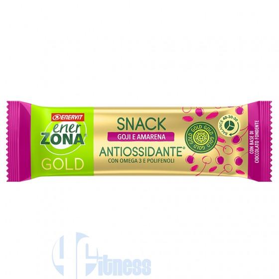 Enerzona Snack 40-30-30 Barretta Proteica A Zona