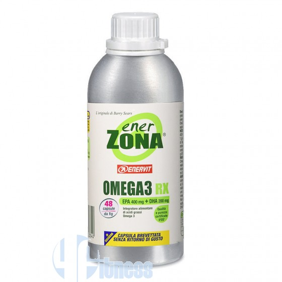 Enerzona Omega 3 RX Acidi Grassi Omega-3