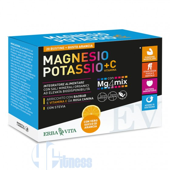 Erba Vita MKGC Vitamine e Minerali