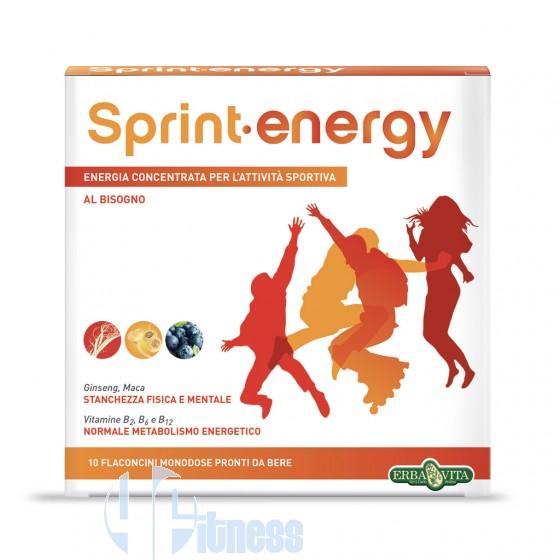 Erba Vita Sprint Energy Energetico in Fiale