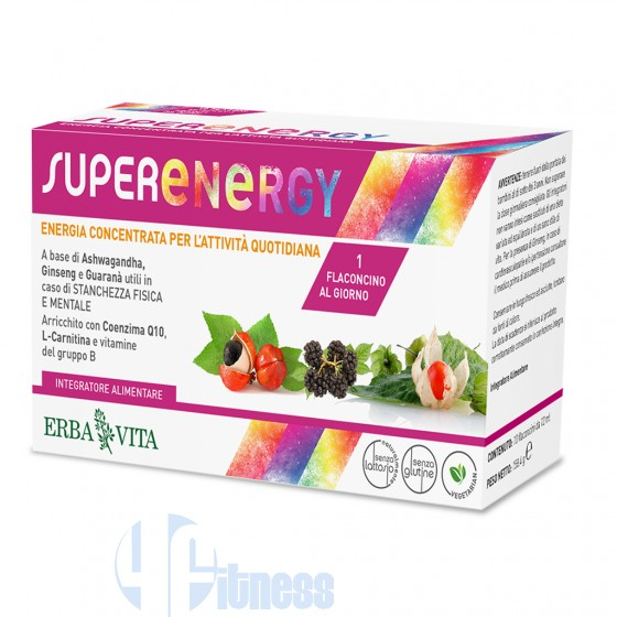 Erba Vita Super Energy Energetico