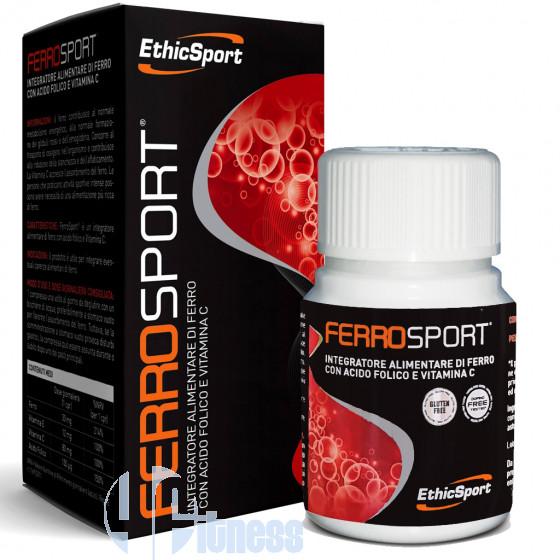 Ethic Sport Ferro Sport Vitamine e Minerali
