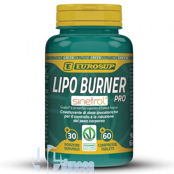 Eurosup Lipo Burner Termogenico Senza Caffeina