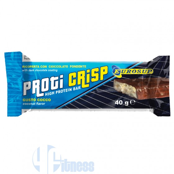 Eurosup Proti Crisp Bar Barrette Proteiche