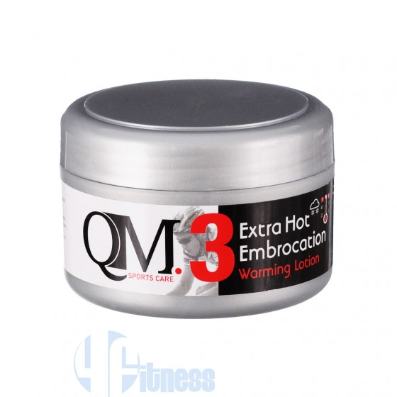 QM SPORTS EXTRA HOT EMBROCATION 200 ML