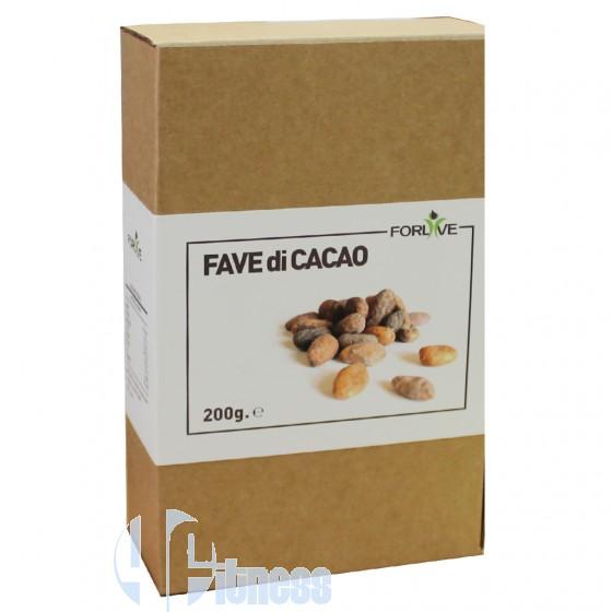 Forlive Fave di Cacao Alimentazione Ipocalorica